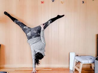 Meet Handstand Challenge Winner, Tia Adcock