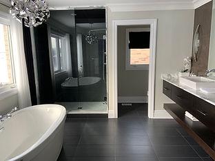 Bathroom renovation services in Oakville