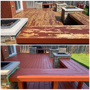 Como maintenance Services-Deck remodelin