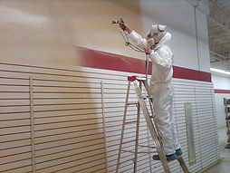 Spray Painting Services