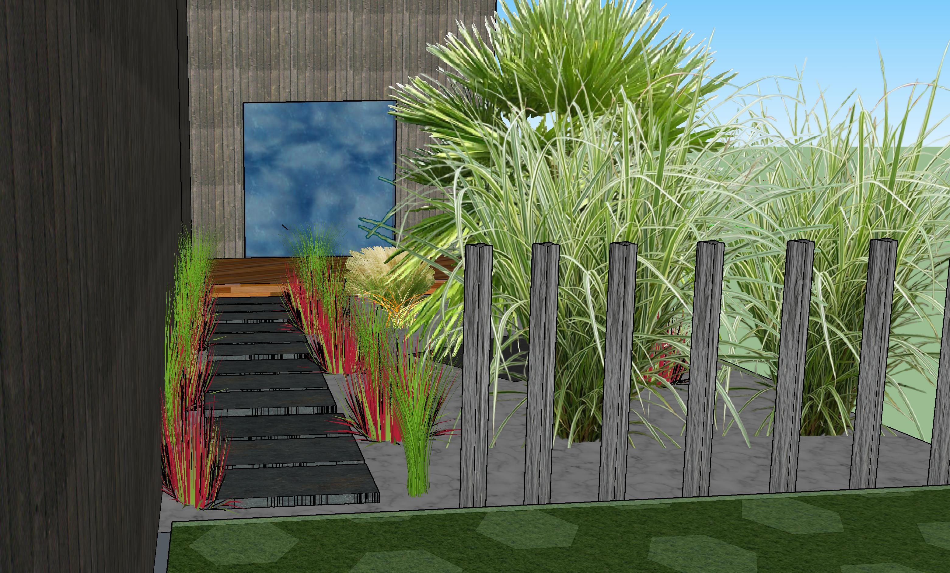 Architecte Jardin 3D Gratuit création plans 3d jardins oskar paysage