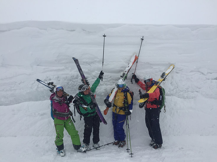 Ski Mountaineering (Mult Day)