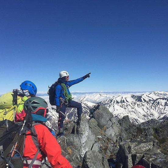 Mountaineering  Leadership Course