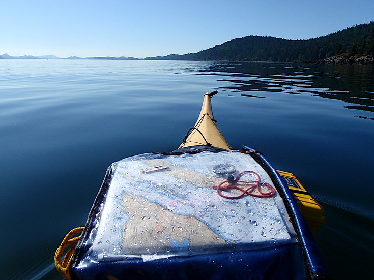 Sea kayaking Guide & Leadership Course