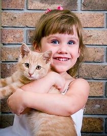 Katze Kind Katzenfutter PETfit