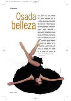 Prensa.Revista PorLaDanza