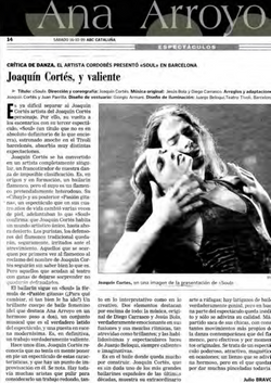 Prensa.Com.Joaquín Cortés
