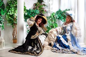 barokk ruha