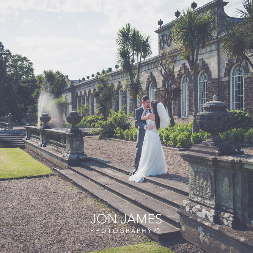Margam Orangery Wedding
