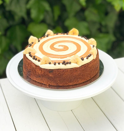 Banoffee Classic Cake
