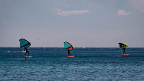 Wing Foil: Il nuovo sport del momento