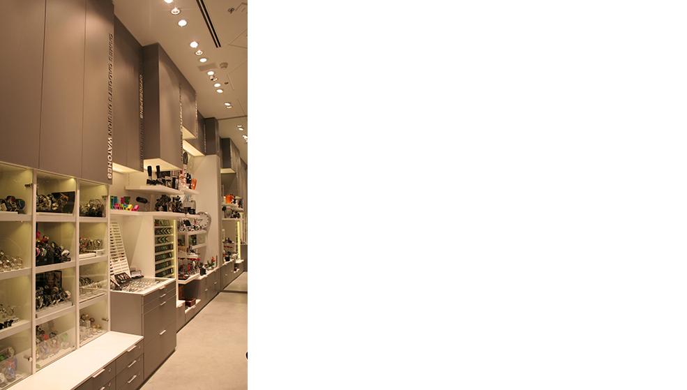 Unique chain store