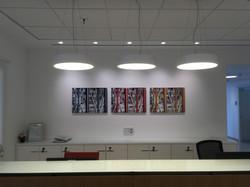 Dalia Energy Offices & Control room
