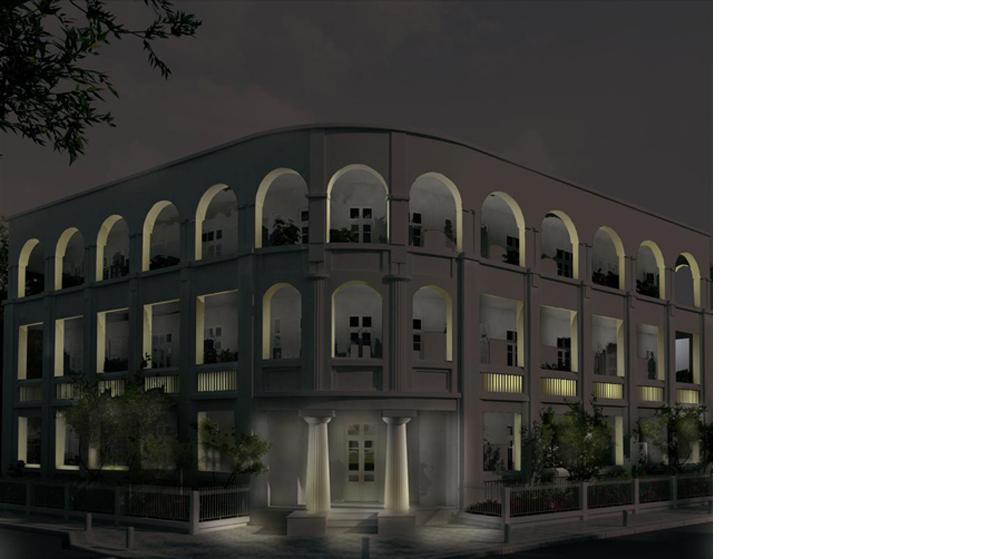 Ziporen house