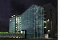 Melanox Building - Yokneam