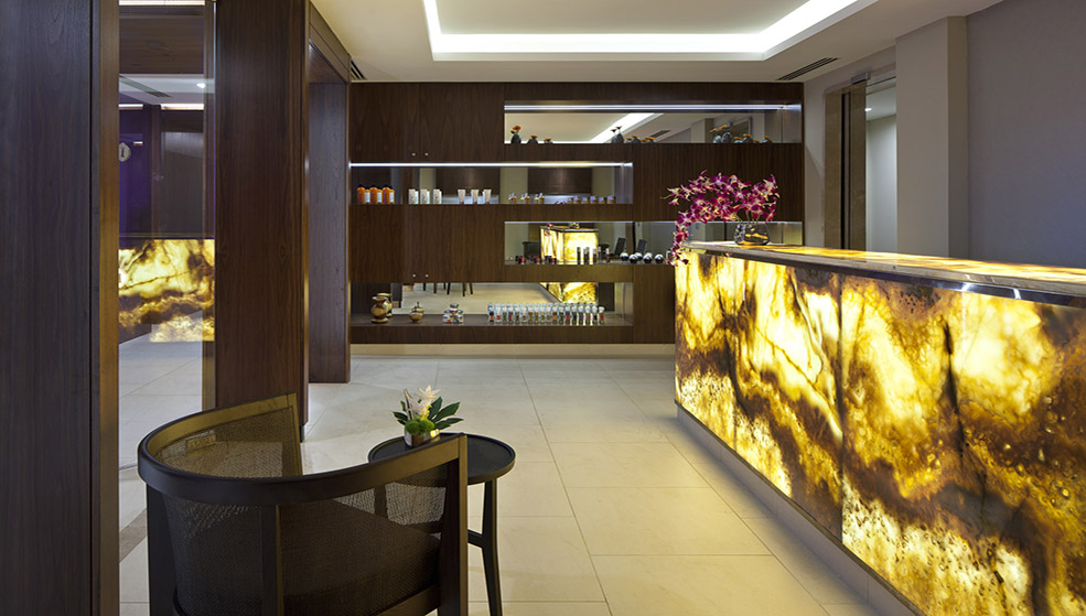Spa David Intercontinental Tel Aviv