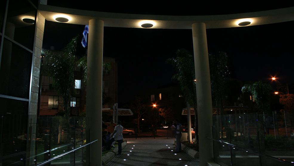 Doron Baruch library, Ramat Gan