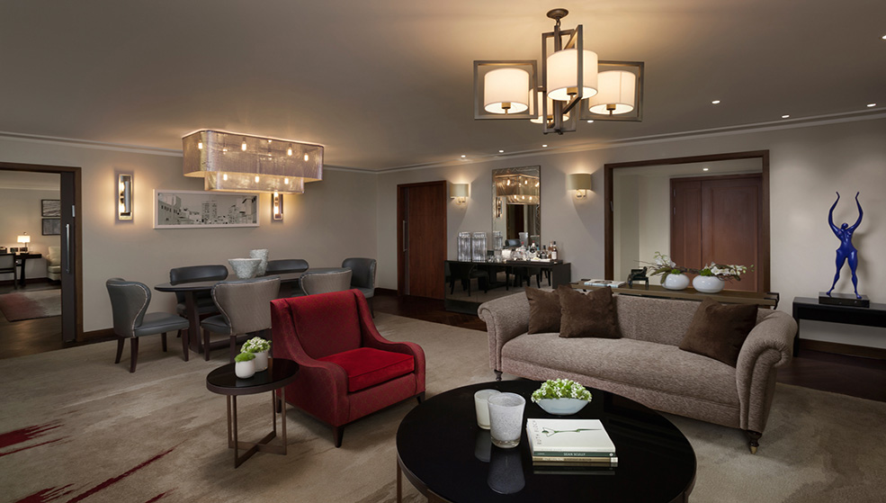 Royal Suite David Intercontinental