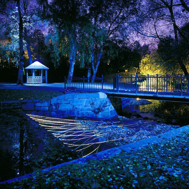 Public Park Alingsas Sweden