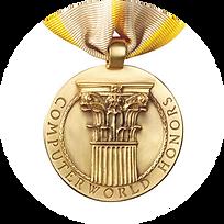 computer world honors laureate logo