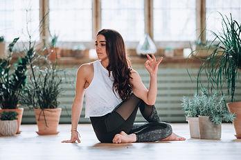 Yoga Teacher London Yogi2me Founder