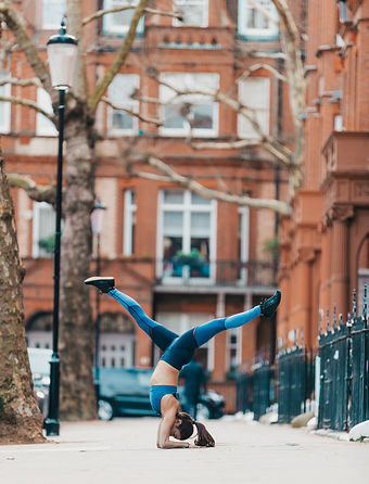Private Yoga Lessons London