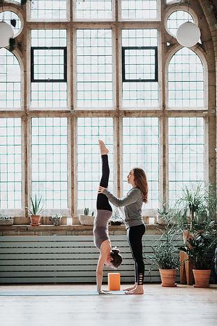 Corporate Yoga London Yogi2me