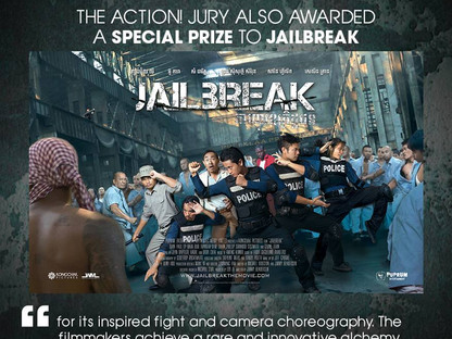 Review: Martial Arts Comedy, JAILBREAK (2017) Is The Break Fans Need