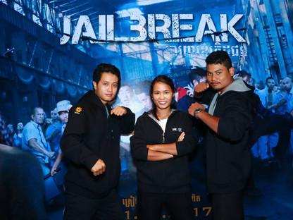 Fantasia 2017 Review: 'Jailbreak' Unleashes Brutal Fun from Cambodia