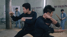 Cambodia's answer to The Raid is a crowd-pleasing mix of high class martial arts and slapstick comed