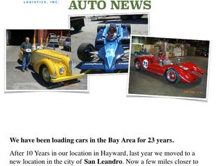 Auto News March 21, 2015