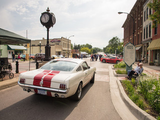 10 WAYS TO WORSHIP AUTOMOTIVE HERITAGE IN YPSILANTI, MICHIGAN