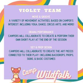 Violet Team