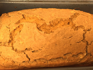 Recipe: Pumpkin Banana Bread