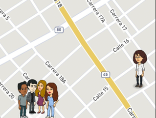 Snapchat's New Map Feature
