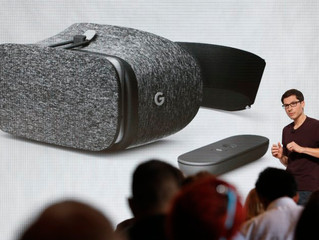 Google + VR Advertising?