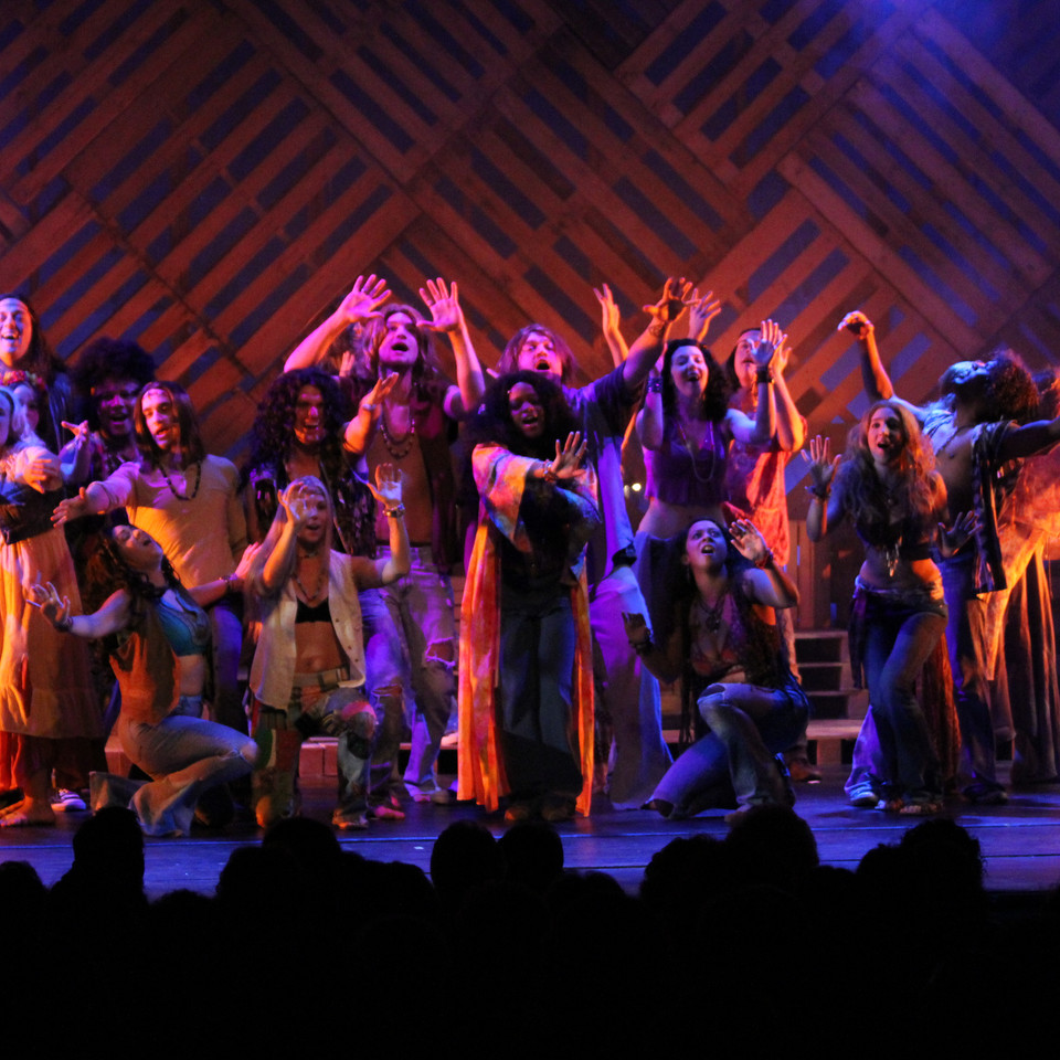 HAIR: The American Tribal Musical