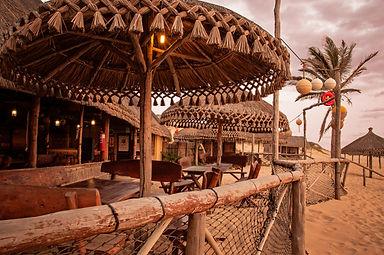 lighthouse reef beach bar