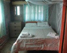 Albatroz lodge Tofinho Mozambique bedroom