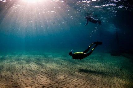 diving mozambique