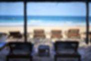 tofo scuba restaurant morning waves