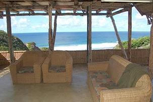 beach house for rent inhambane