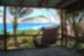 Casa John Tofo Mozambique sea view