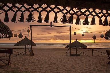 paindane beach, inhambane, mozambique