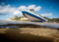 dive guinjata mozambique boat