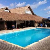 barra reef divers swimming pool