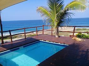c-mew tofinho swimming pool