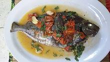 fresh fish tofo