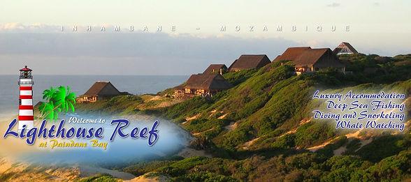 lighthouse reef advert