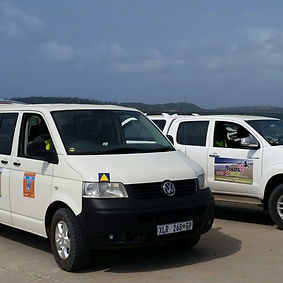 Shuttle service mozambique